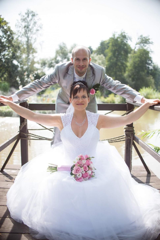 Manžela jsem si vybrala pečlivě ;-)